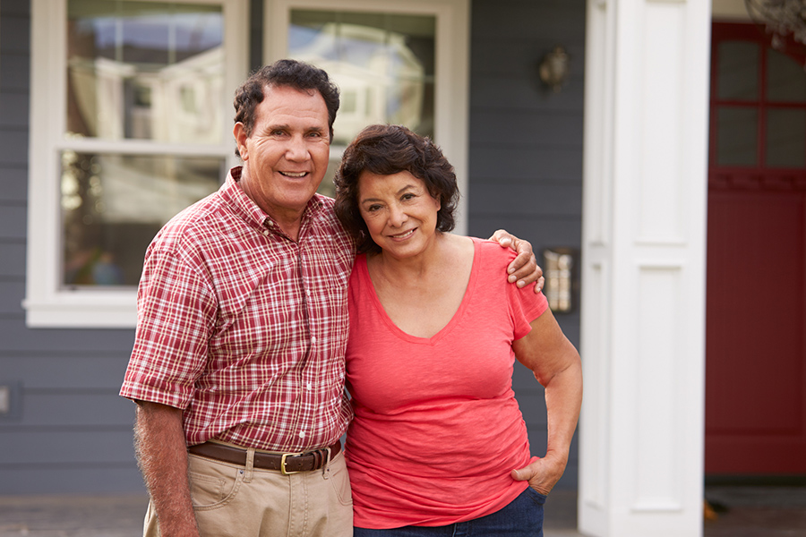 Making the decision to age in place or stay in your current home.