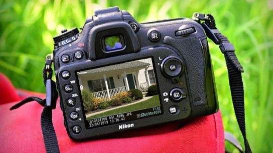Listing your home in the winter? Take your listing photos in the summer.