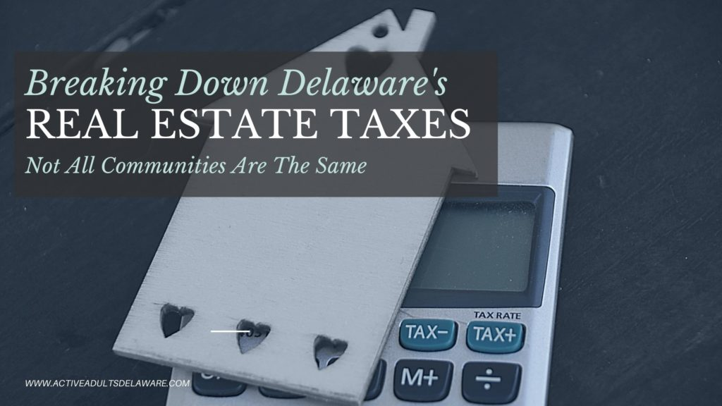 Carefully examine the real estate taxes