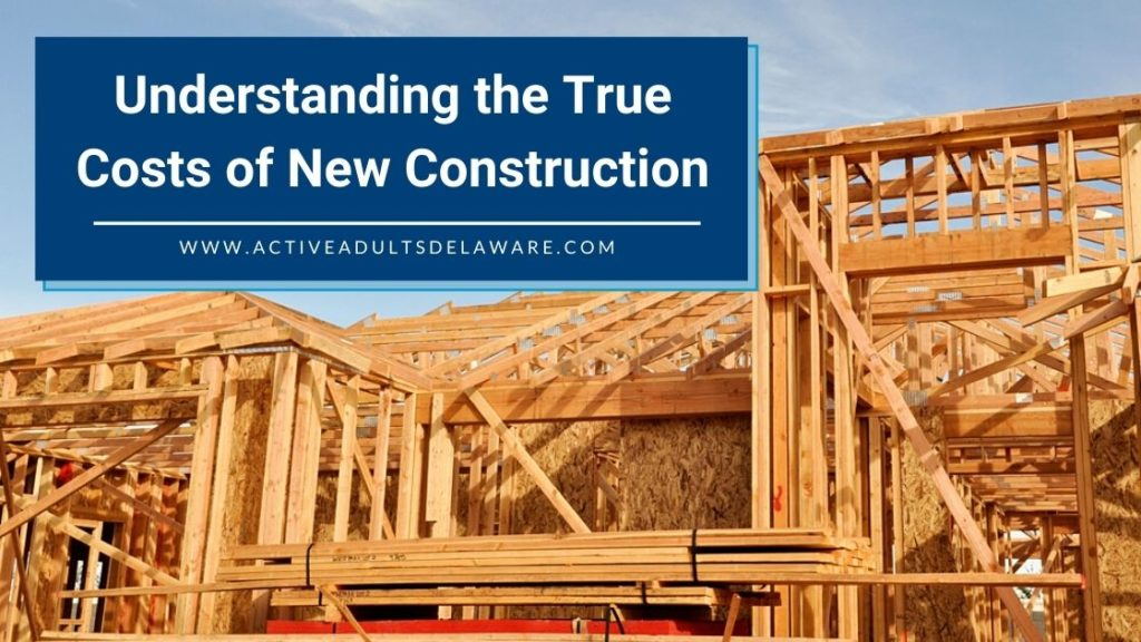understanding the true costs of new construction homes