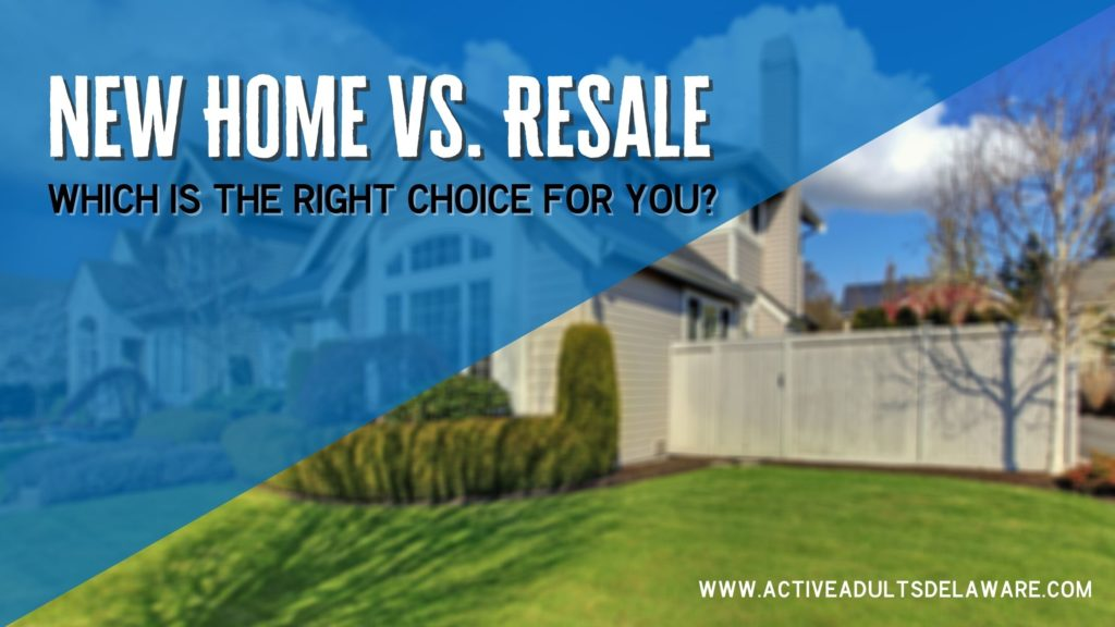 New or resale homes? Which is the right choice for you?